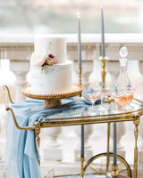blue wedding ideas jenny b photography