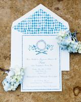 bridal shower invitations luna de mare