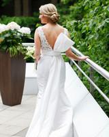 back of dress bow