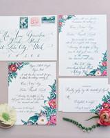 ciera preston wedding invite