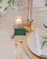 diana alex wedding place card panda