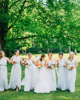 elizabeth jake georgia wedding bridesmaids
