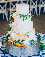 elizabeth jake georgia wedding cake citrus