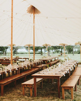 hadley corey wedding tent interior
