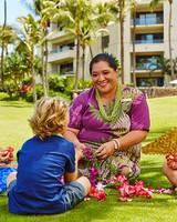 Hawaii Honeymoon Experiences, Lei Making