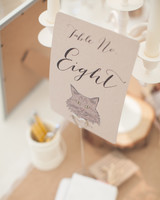 cat table number