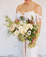 jayme barry wedding bouquet