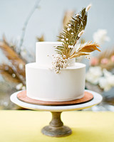 kae danny wedding simple cake