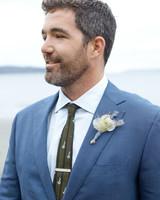 kaitlin dan wedding groom