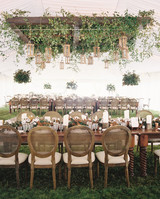 kendall nick wedding reception tables