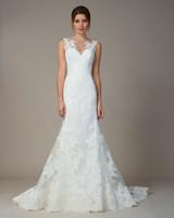 liancarlo wedding dress fall 2018 lace sweetheart