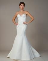 liancarlo wedding dress fall 2018 sweetheart mermaid strapless