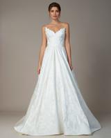 liancarlo wedding dress fall 2018 a-line v-neck