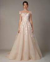 liancarlo wedding dress fall 2018 off the shoulder sweetheart