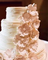 lindsay evan wedding cake detail