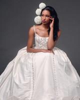 "Therez Fleetwood ""Amalia"" Wedding Dress"