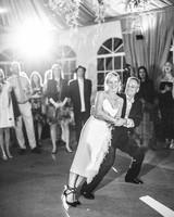 michelle robert wedding first dance
