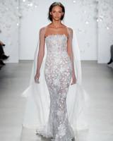 mira zwillinger strapless applique wedding dress spring 2020