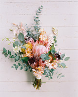 protea wedding bouquets wendy laurel