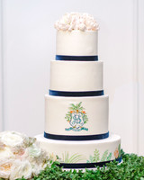 stefanie drew wedding cake