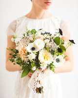 Wedding Bouquet of Assorted Blooms