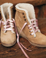 bridal winter boots