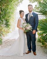 vicky james mexico wedding bride groom portrait
