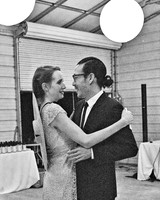 avril quy wedding new york dancing black and white