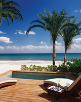 best beach honeymoons rosewood mayakoba
