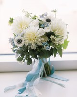 blue bouquet tim tab studios reveldecor