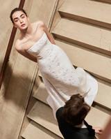 Carolina Herrera wedding dress spring 2019 strapless sheath