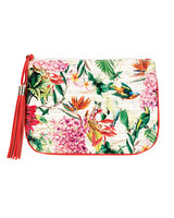 stephanie johnson floral pouch