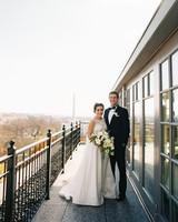 celina rob wedding virginia couple outdoor