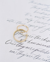 daphne jack wedding spain wedding rings