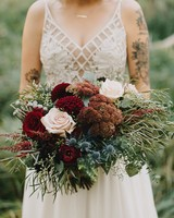 fall wedding bouquets courtney sinclair