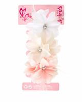 hair flower clips