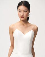 jenny by jenny yoo fall 2018 spaghetti strap sweetheart wedding dress