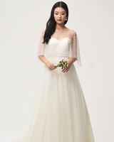 jenny by jenny yoo fall 2018 sweetheart a-line wedding dress