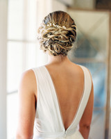 julianne aaron wedding updo