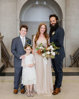 katie matthew ohio wedding family