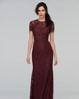 "Lace Bridesmaids Dresses, Watters ""Hudson"" Dress"