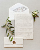 lisa greg italy wedding invitation suite