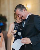 madison kyle wedding parents toast