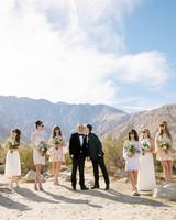 michael thomas wedding party