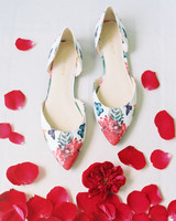 rebecca eryck wedding hawaii shoes