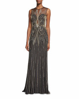 Jenny Packham Column Gown