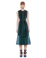 Self-Portrait Velvet Dress