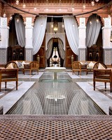 marrakech resort lobby
