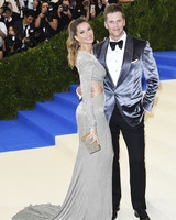 Gisele Bundchen and Tom Brady Met Gala 2017