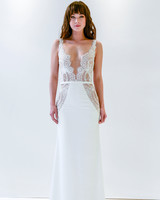 Willowby by Watters v-neck lace wedding dress spring 2018